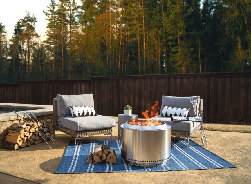 Outer x Solo Stove: Backyard Bliss Is In the Details