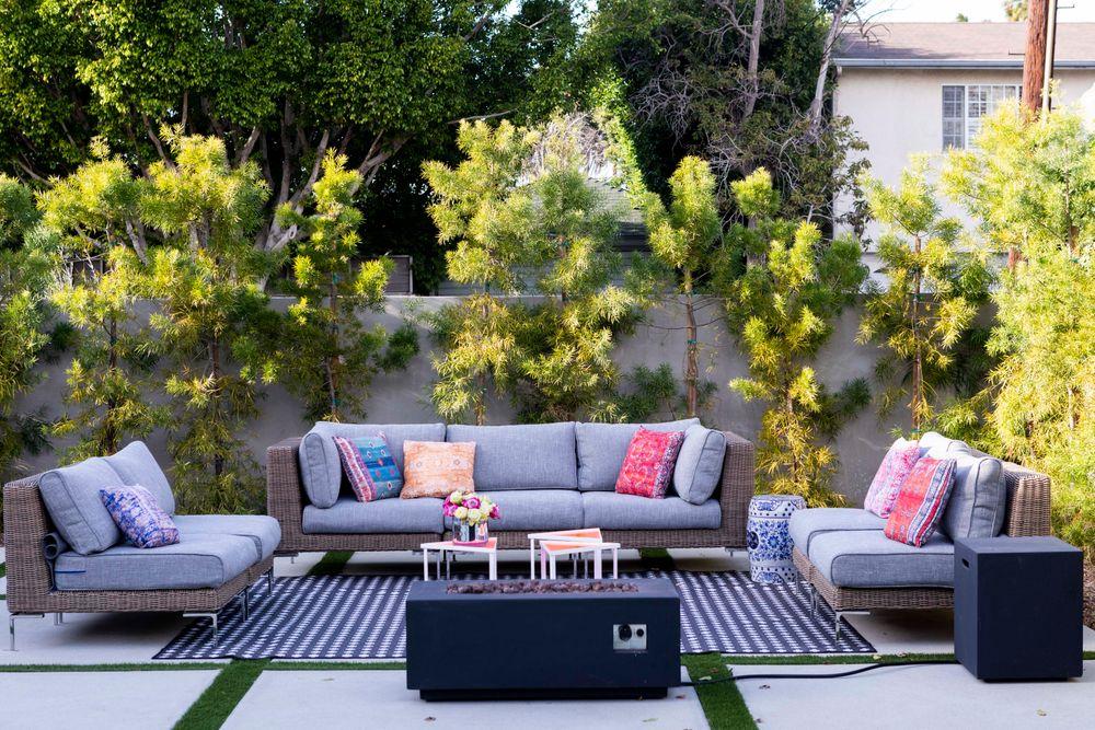 Performance Fabric on patio furniture