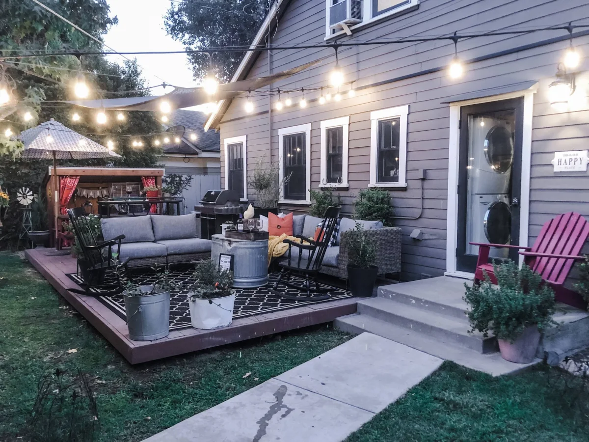5 Backyard Ideas For An Outdoor Space Your Family Will Love